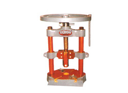 Hand Pressed Paper Dona Plate Machine