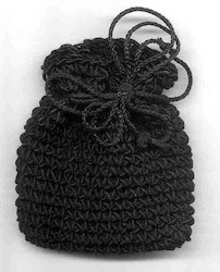 Crocheted Bag B33