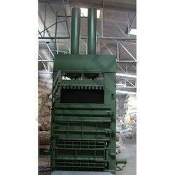 Cotton Hydraulic Baling Press