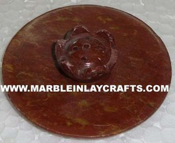 incense burner plate