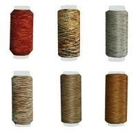 Multi Color Zari Thread