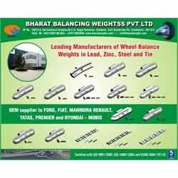 Lead Wheel Weight