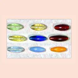 Oval Plain Beads