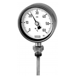 Bimetal Thermometers Gauges