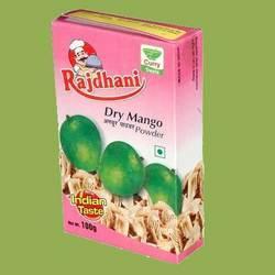 Amchoor Powders (Dry Mango Powder)