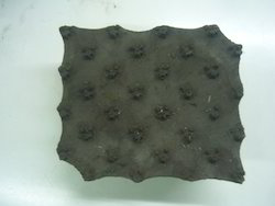 Wooden Textile Block Used In Block Printing