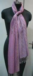 designer woven scarf