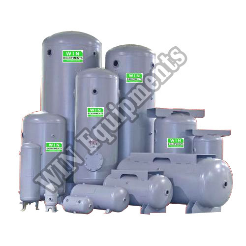 Industrial Air Receivers