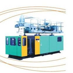 multi station blow moulding machine