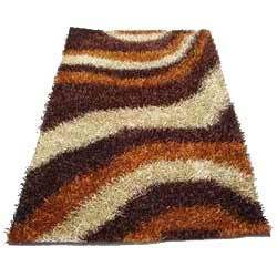 Multicolor Shaggy Carpets