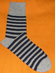 AOV /MN/ST/32 Men Stripe Socks