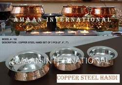 Handi Copper Steel