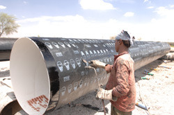 Pipe Kote Coal Tar Tape
