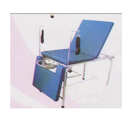 Gynae Steel Table