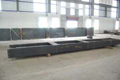 Non Pressure Parts-Monorail Welded Beam