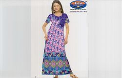 Girls Maxi Night Dress