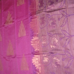 Kora+with+Jute+and+Jari+Sarees