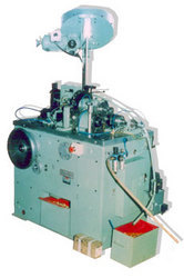 Head Turning And Mouth Reaming Machine