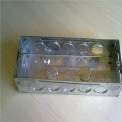Galvanized Modular Boxes