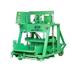 Hydraulic Concrete Block Making Machines