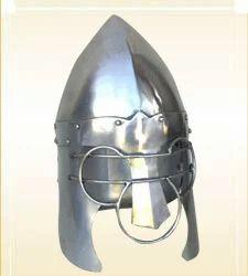 Armor Helmet Saxon Knight