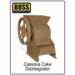 Cassava Cake Disintegrator