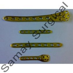 Orthopedic Locking Plate