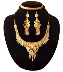 Indian Sterling Fashion Designer Trendy Unique Gold Jewelry
