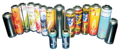 Aerosol Tin Cans