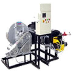 Vertical Type Oil Fired Hot Air Generator