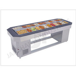refrigerated salad bar