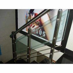 Metal Deck Railing