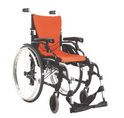 Adjustable Ergonomic Wheelchair: S-Ergo 305