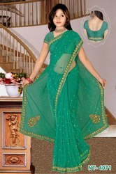 Best Embroidered Sarees