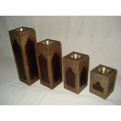 Candle Wooden Sets