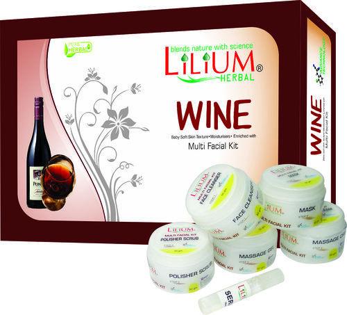 Wine Facial Kit