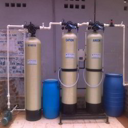 Demineralisation Plant