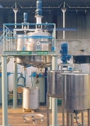 Aloe Vera Gel and Juice Extraction Plant
