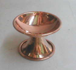 Copper Diya 1160