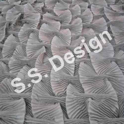 Self Pattern Cushion