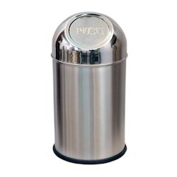 Push Can Bin & Push Dustbin & Push Can