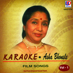 Asha Bhonsle-Hindi Songs-Karaoke-Vol-1