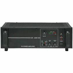 PA+Amplifiers