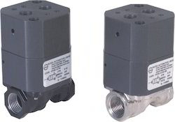 2 Port Air Operated Piston Type Solenoid Valve