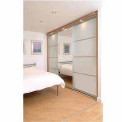 Glass Profile Finish Wardrobes