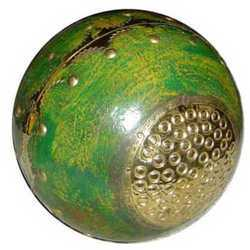 Brass Worked Ball