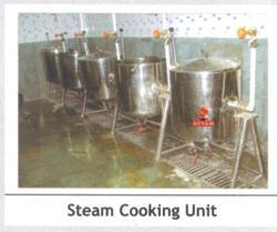 Steam Cooking Unit