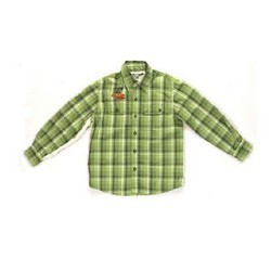 Green Check Shirt UDF-598