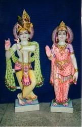 Lord Radha Krishan Statue