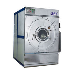 Front Loading Industrial Washing And Processing Machine